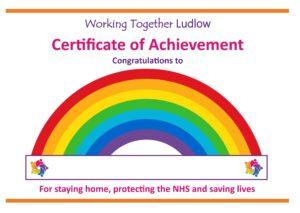 rainbow-certificates