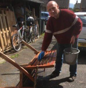 Bench repairs