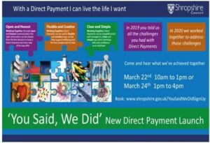 Direct Payment Events