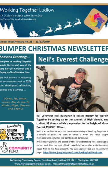 Almost Weekly News No. 28