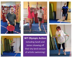 WT Olympics Montage