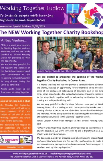 Charity Bookshop